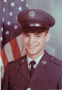 Brian Harkins - Air Force Military