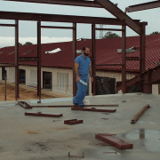 Dr. Brian Harkins - SASC Construction