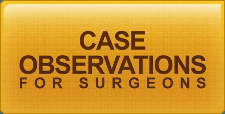 Case Observation