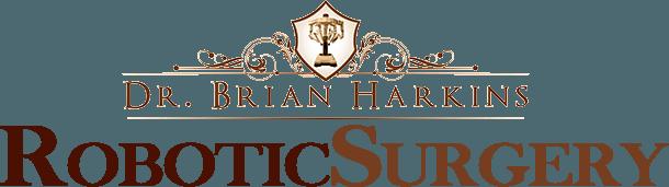 Dr Brian Harkins Robotic Surgery